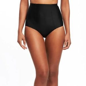 NWT OLD NAVY High-Waisted Swim Bottoms for Women
